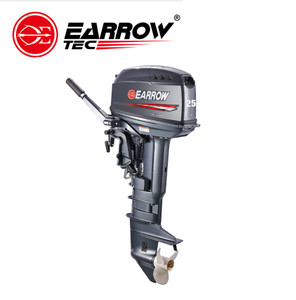 China Earrow 25hp Inflatable Outboard Engine TS-25H