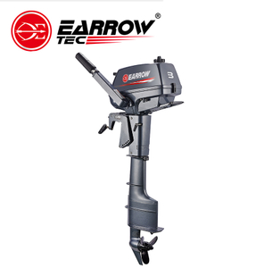 Earrow High Quality Professional Two Stroke Outboard Engine TS-3A